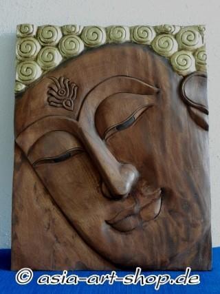 Wandbild Buddha
