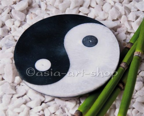 Incense holder Ying Yang