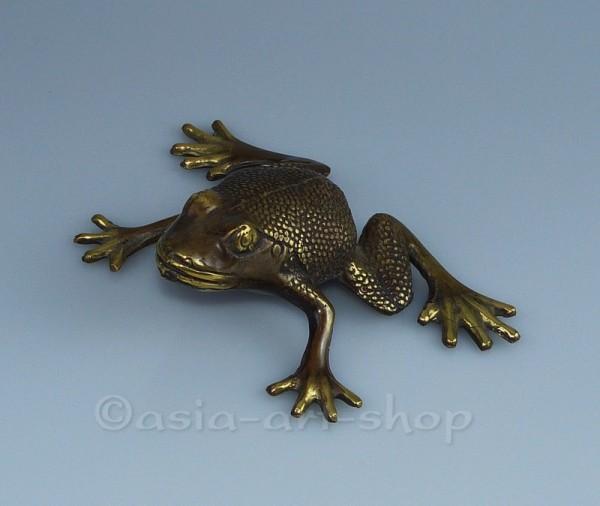crapaud bronze
