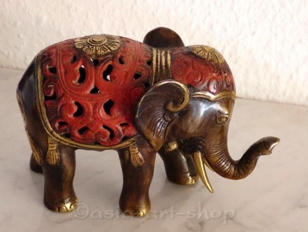 Bronze Elefant