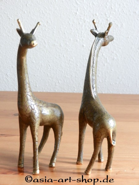 Giraffe bronze