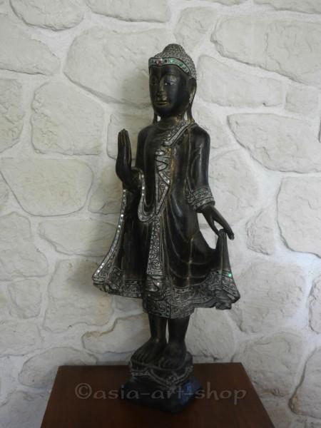 mandalay buddha antik style asia art shop. Black Bedroom Furniture Sets. Home Design Ideas