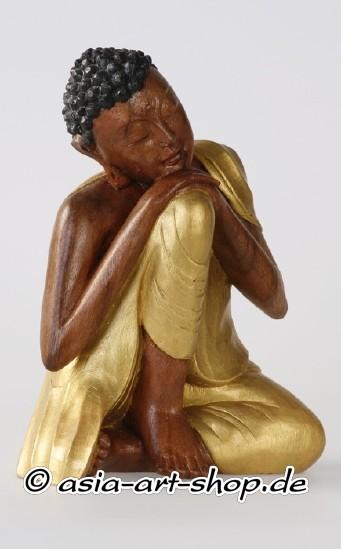 Buddha ruhend aus Suarwood