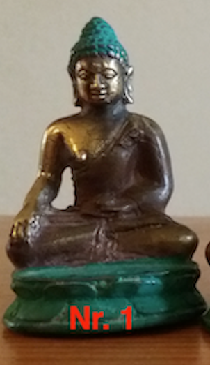 small bouddha no. 3