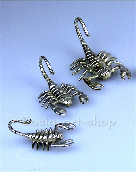 Bronze Skorpion
