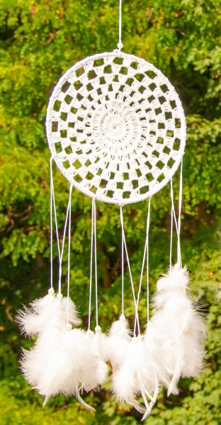 Dreamcatcher Angel Wings