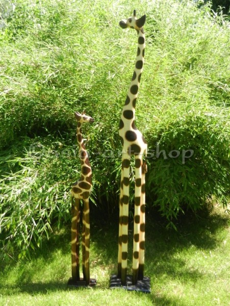 Giraffe wood