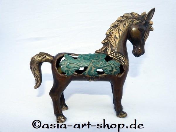 Bronze Pferd
