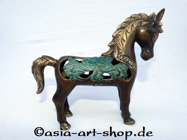 cheval de bronze