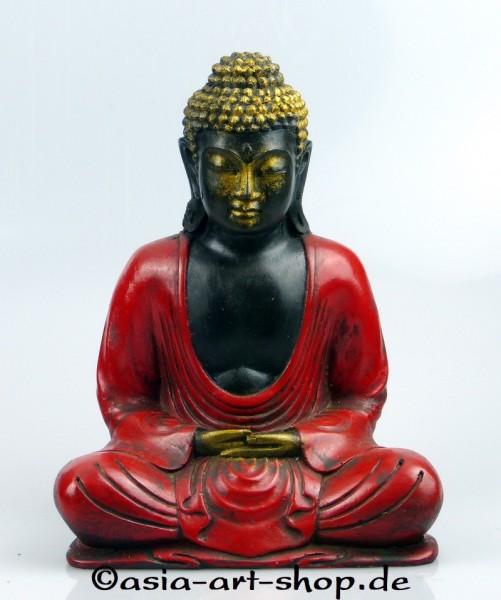 Buddha Fiberglas, 22cm