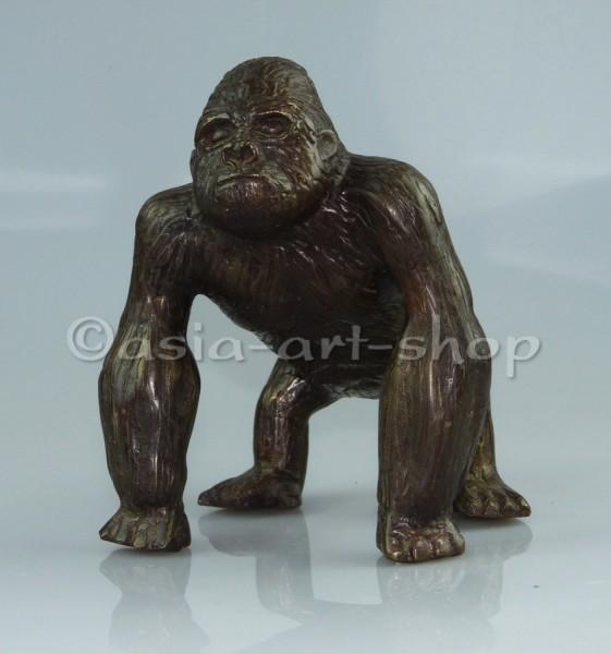 Bronze Berggorilla