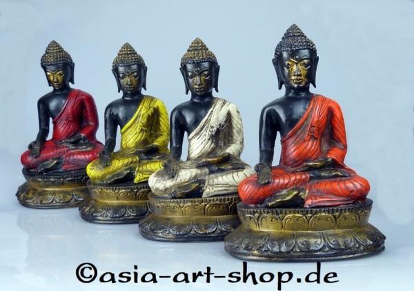 Bouddha en fibre de verre 20 cm
