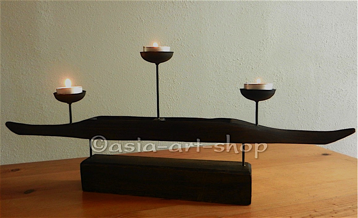 teelichthalter weberschiffchen asia art shop. Black Bedroom Furniture Sets. Home Design Ideas